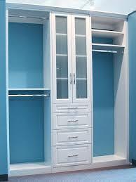 custom open closet designs custom reach in closet systems reach in closet design