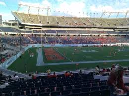 Citrus Bowl Seating Chart 20 Citrus Bowl Seating Chart Pictures And Ideas On Weric