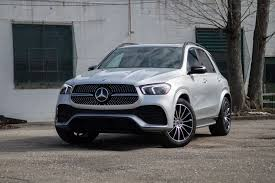 Chrome and aluminum interior accents: 2020 Mercedes Benz Gle350 Review The Standard Bearer Roadshow