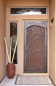home door ideas hurricane proof front doors miami fl front door storm doors security doors sliding glass door security bar