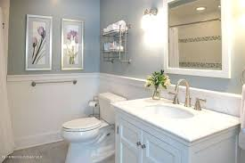 unexpected wainscoting bathroom also cottage full with wall sconce in freehold regarding property best for over tile als