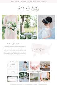 Wix Website Template Wedding Planner Website Event Planner