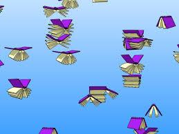screenshot for flying books