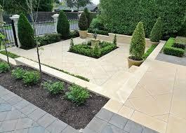 front garden ideas uk