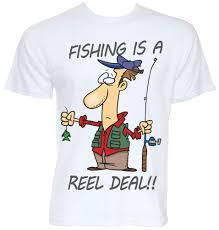 mens funny cool novelty fishing t shirt gift present fisherman tackle equipment hobbies husband dad grandfather