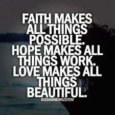 Love Faith Hope Quotes Classy Love Faith Hope Quotes Custom Faithhopelove Inspowerco