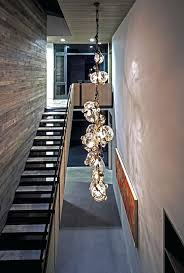 modern hanging lights staircase contemporary with rustic barn pendant light fixtures cost