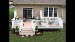 Deck Designs For Manufactured Homes Images About Decks On Awesome Deck Ideas For Mobile