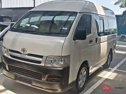 2006 Toyota Hiace for sale in Malaysia for RM65,000   MyMotor