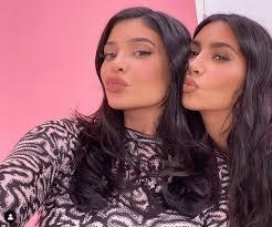 kim kardashian and kylie jenner s