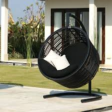 unusual outdoor furniture. Full Size Of Patio Outdoor Round Rattan Hanging Chair Brown Finish Black Seat Unusual Furniture Nz Melbourne