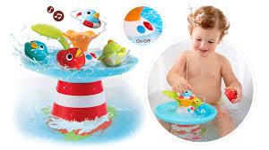 bath toys for babies toddlers yookidoo al duck race