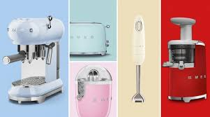 Home Appliance Amp Chart Smeg Technology With Style