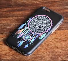 Dream Catcher Case Iphone 7 Plus Black Colorful Dreamcatcher iPhone 100 plus 100s100 Tough case iPhone 100 93