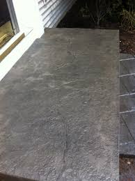 Decorative Concrete Overlay Stamped Overlay Concrete Resurfacing West Chester Pa 19344