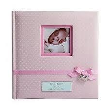 Baby Albums Baby Photo Albums Baby Keepsakes Memories Ebay