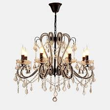 8 lights crystal chandelier modern contemporary traditional classic rustic lodge vintage retro country