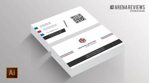visting card format how to design business card template illustrator cc tutorial youtube