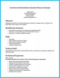 Cover Letter Best Administrative Assistant Resume Sample To Get Job