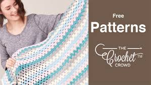 Free Patterns For Crochet Interesting Free Crochet Patterns Crochet Tutorials The Crochet Crowd