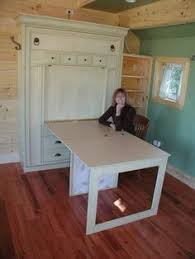 murphy bed office desk combo. murphy bed table this would be amazing in an office that doubled as a guest desk combo