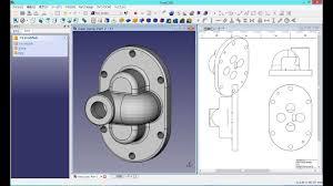 Freecad Gear Design Freecad Gear Pump Part 2