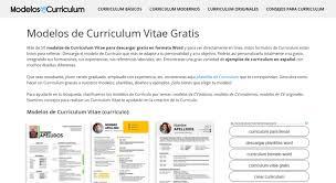 Access Modelos De Curriculum Com 50 Modelos De Curriculum