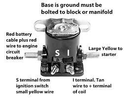 mercruiser slave solenoid wiring diagram wiring diagram mercruiser solenoids iboats attached s source