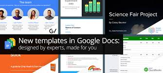 Google Docs Aims To Up Its Presentation Template Game Zdnet Google ...