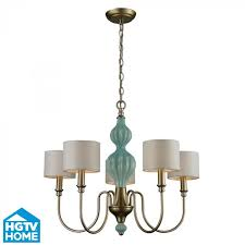 elk lighting lilliana 5 light chandelier in seafoam and aged silver transitional chandeliers chandeliers
