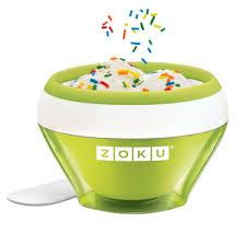 Для мороженого <b>Zoku Ice Cream</b> Maker ZK120-BL <b>мороженица</b> ...