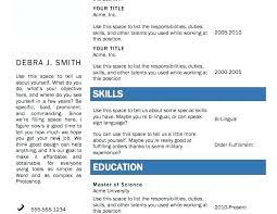 Free Resume Builder Download Free Free Resume Maker Download