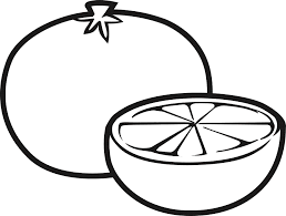 Small Picture Fruits Vegetables Coloring Page for Kids Wallpaper http