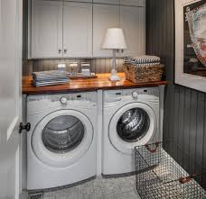 how to install a laundry room countertop