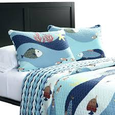 anchor just born high seas valance bed sheets 3 piece crib bedding set print