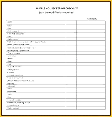 Cleaning Schedule Templates Doc Free Premium Master