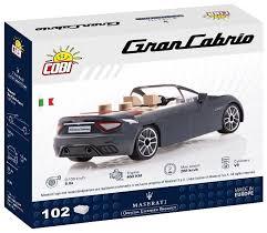 Купить <b>Конструктор Cobi Maserati</b> 24562 GranCabrio Sport по ...