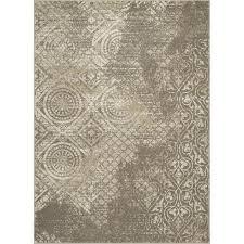 concord global new casa vintage tonal area rug 6 7 x 9 6