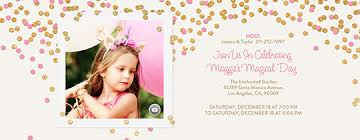card invitation custom design your own free invitations evite