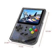 Mới Retro Trò Chơi Năm 300, RG300,16G Bên Trong 3 Inch Di Động Video Máy  Chơi Game, tony Hệ Thống Retro Máy Chơi Game Cầm Tay Người Chơi Máy Chơi  Game Cầm Tay