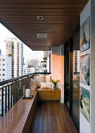 Super idei pentru a decora un balcon micut