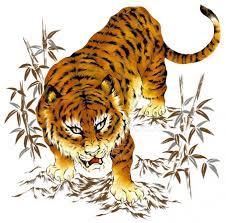 Tetování Tygr Stock Fotografie Royalty Free Tetování Tygr Obrázky