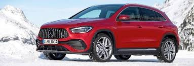 The rear seatbacks fold down in a 40/20/40 split, letting you to expand the cargo capacity of your gla in a variety of configurations, up to 50.5 cu ft. 2021 Mercedes Benz Gla Review Autoevolution