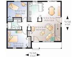 Small Picture Simple Design One Bedroom Condo Floor Plan House Plans Excerpt And