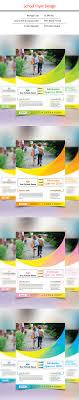 school flyer template print codegrape school flyer template