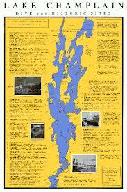 Chart 14782 Lake Champlain Nautical Chart Downloads 14781 14782