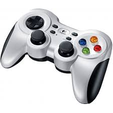 Logitech Wireless <b>Gamepad F710</b> (940-000145) купить в интернет ...