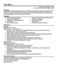 Examples Of Really Good Resumes 42 Images 1000 Ideas About