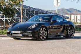 2016 Porsche Cayman facelift spotted - first spy pictures   Autocar