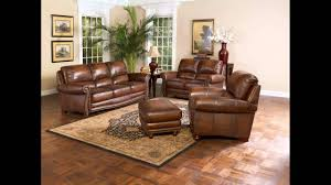Leather Furniture For Living Room Leather Furniture Living Room Youtube